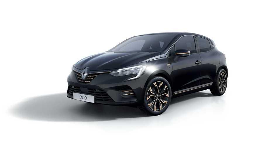Renault Clio Lutecia: Sondermodell mit Kupfer-Elementen