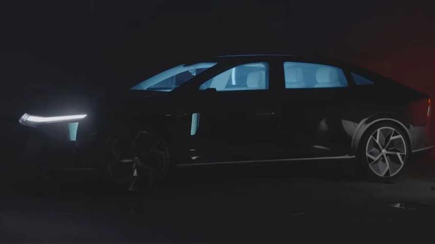 A Foxconn október 18-án bemutatja elektromos szedánját, SUV-ját és buszát