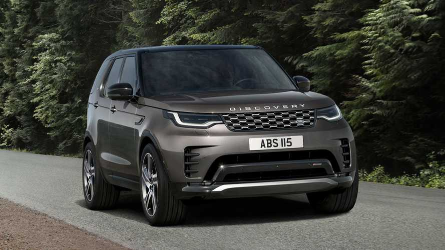 Land Rover Discovery gets new £73,250 flagship Metropolitan Edition