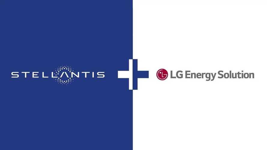 Stellantis e LG anunciam parceria para gigafábrica de baterias
