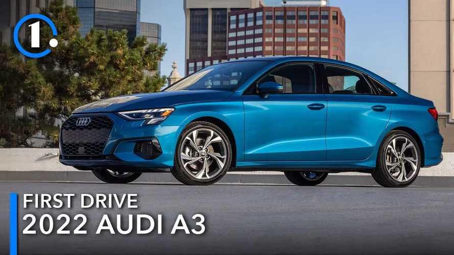 2022 Audi A3 First Drive Review: Model Citizen
