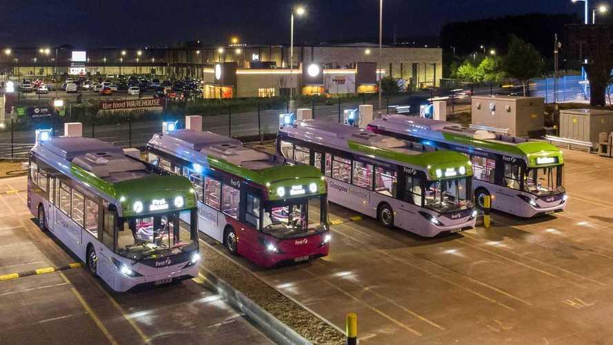 Ônibus elétricos BYD farão o transporte de participantes da COP26
