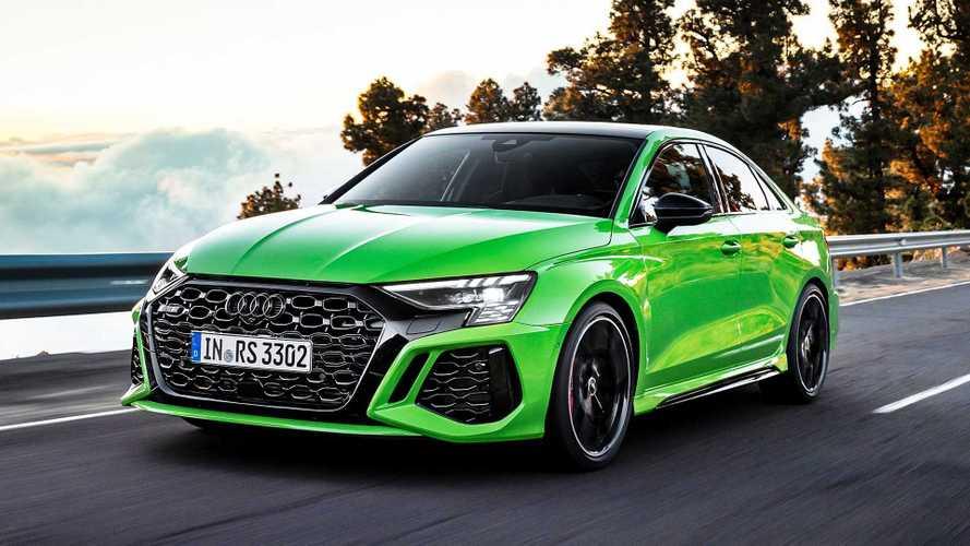 Audi RS 3 (2021) - La plus délurée des Audi modernes ?