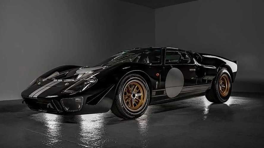 El espectacular Ford GT40 totalmente eléctrico con más de 800 CV
