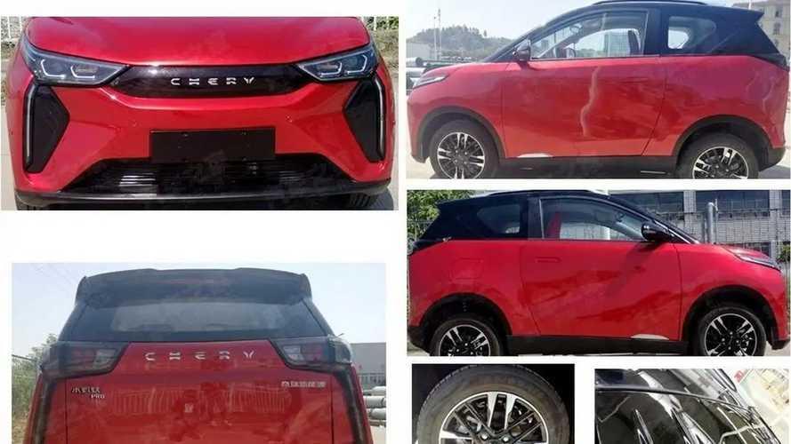 Novo mini carro elétrico da Chery se prepara para a estreia