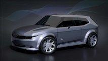So cool könnte ein neuer Yugo als Elektroauto aussehen
