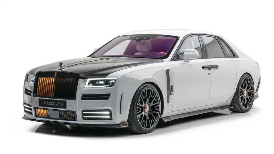 Mansory Rolls-Royce Ghost (2021)