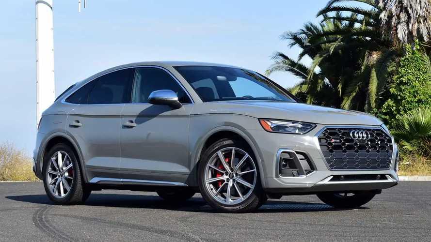 2021 Audi SQ5 Sportback Review