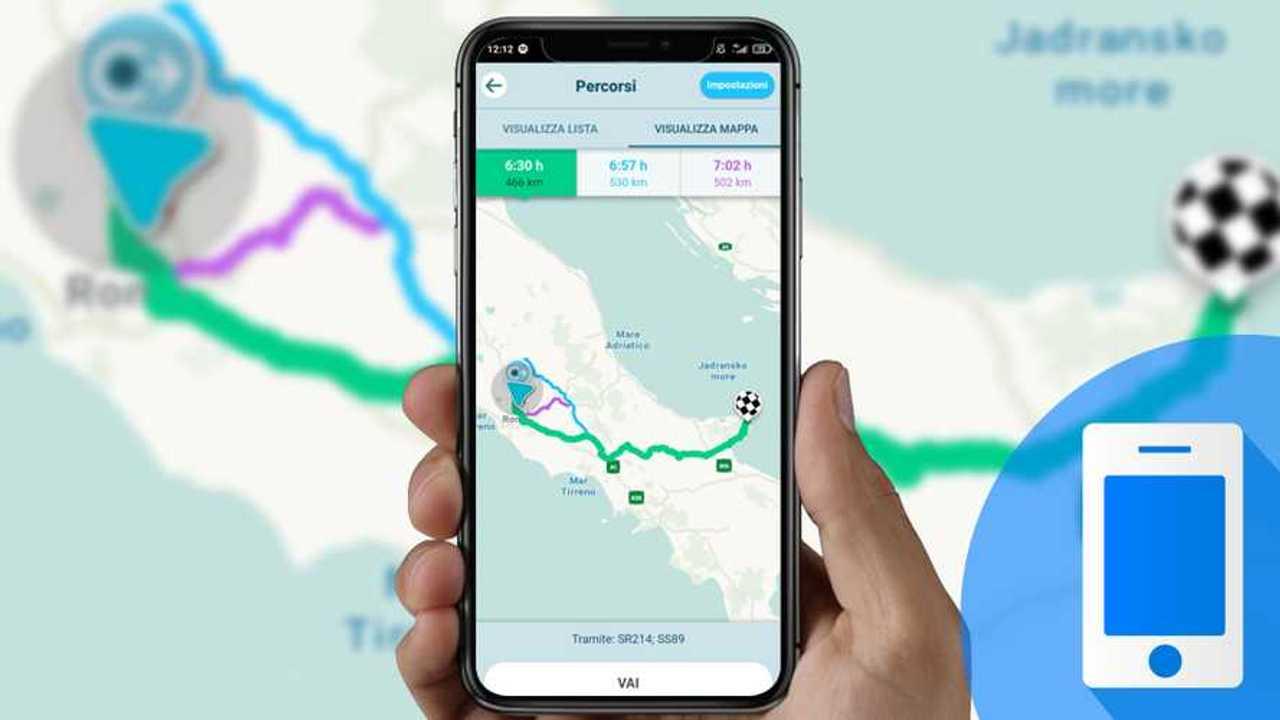 Le novità dell'app Waze