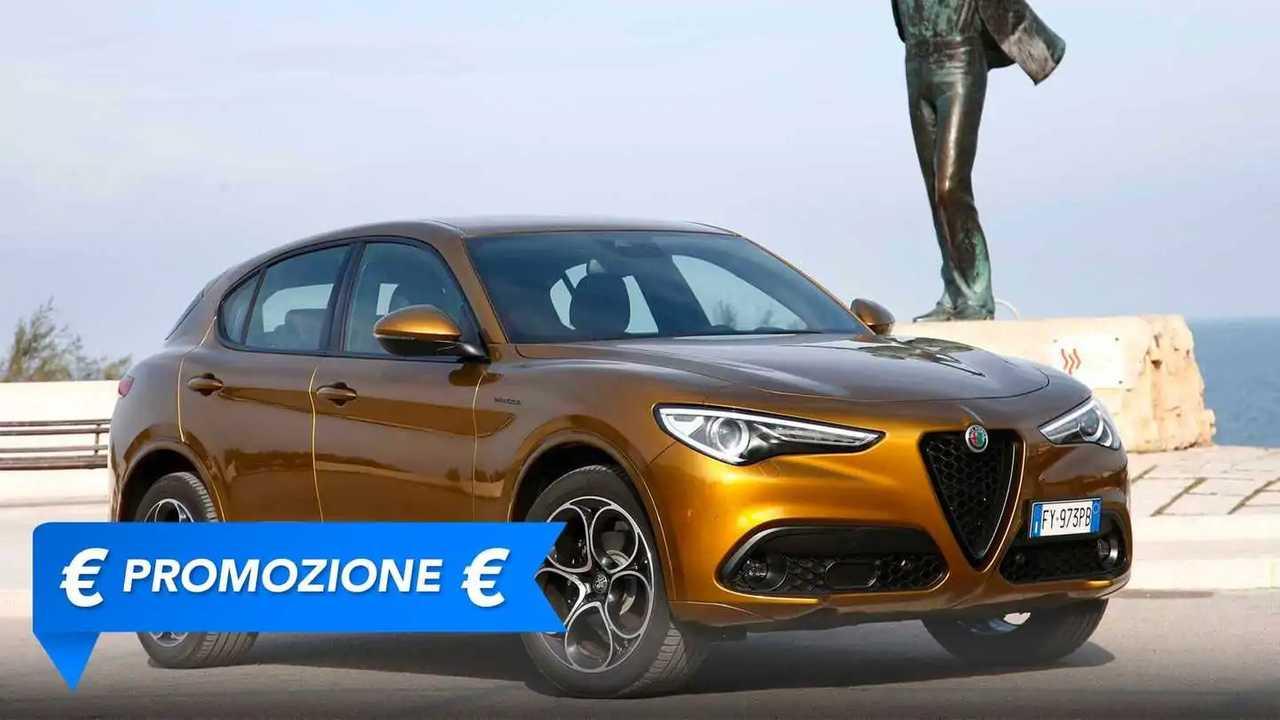 Promozione Alfa Romeo Stelvio