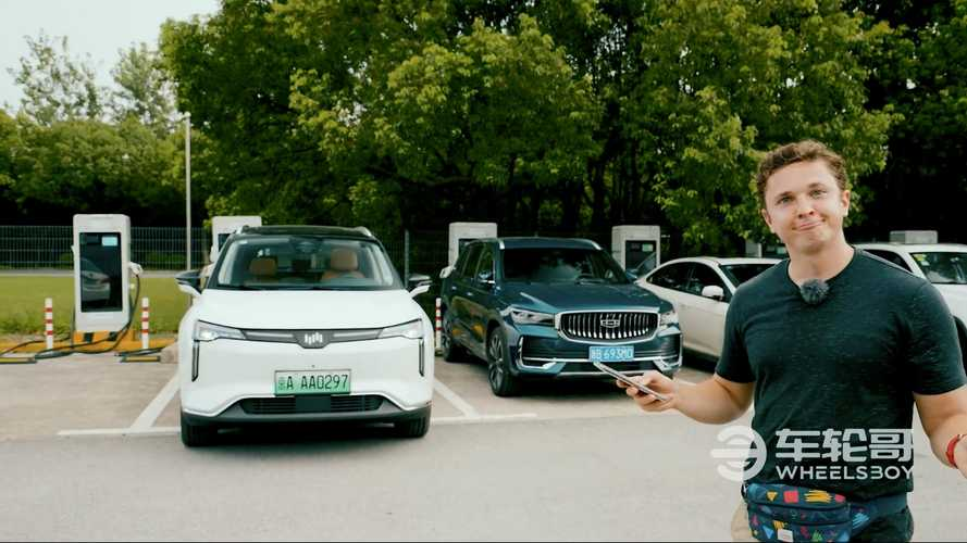 WM Motor W6's Self-Parking Tech Is Very Advanced, Not That Useful