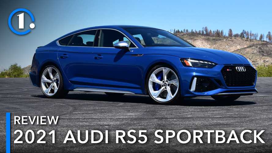 2021 Audi RS5 Sportback Review: Combo Meal