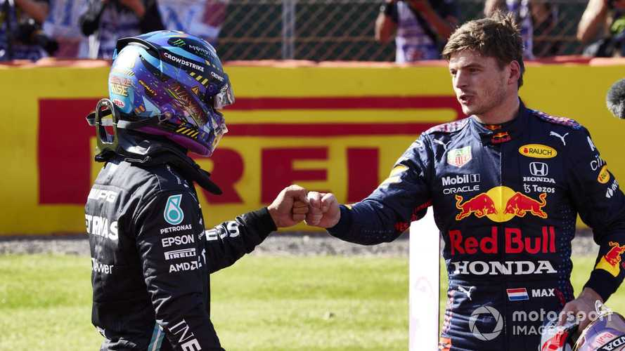 Hamilton wants to restore 'respect' with Verstappen in F1 battles