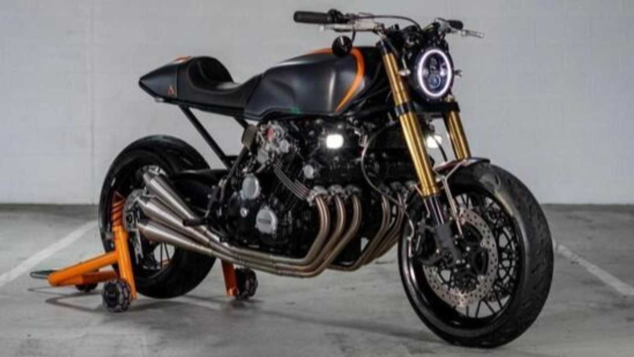 Purpose Built Moto Breathes New Life To This Honda CBX1000