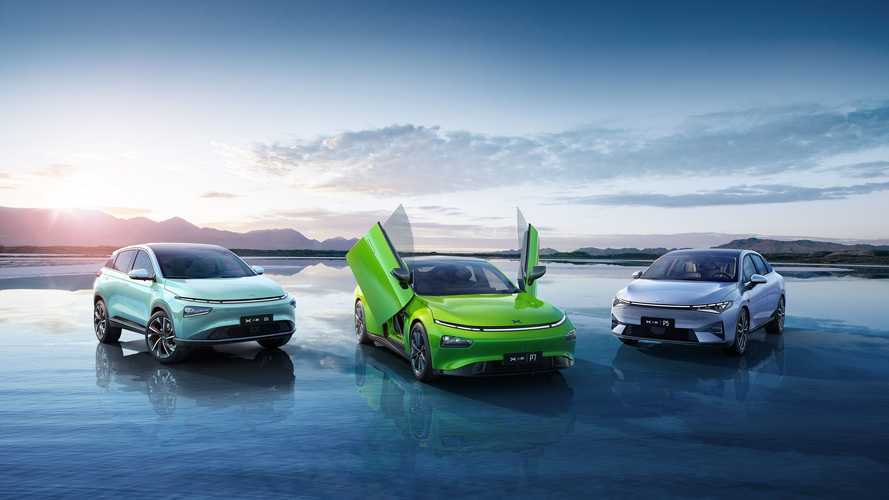 XPeng Triples Electric Car Sales In September 2021