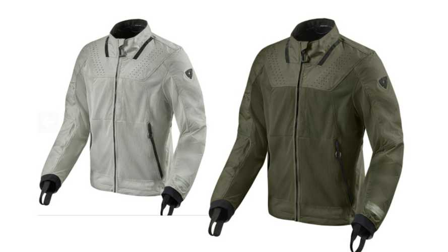 REV'IT! Launches New Territory All-Terrain Summer Jacket