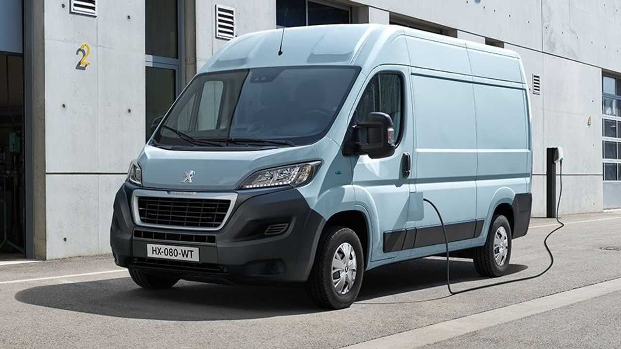 Peugeot e-Boxer jetzt bestellbar