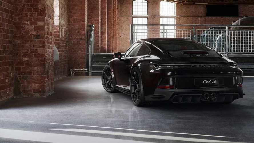 Porsche 911 GT3 Touring from Porsche Exclusive Manufaktur