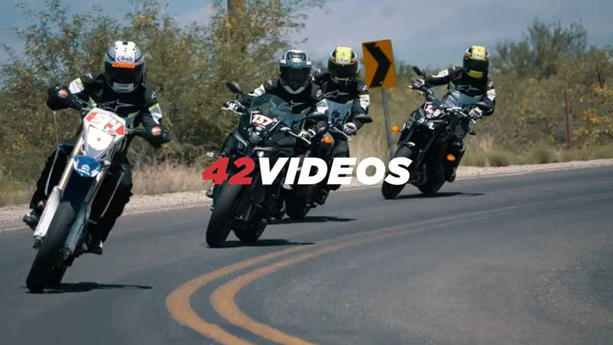 Yamaha Champions Riding School Introduces ChampU Online Course