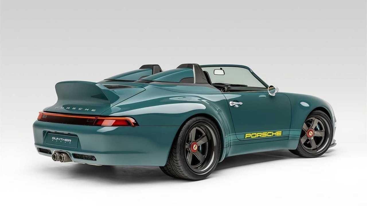 Porsche 911 (993) Speedster Remastered
