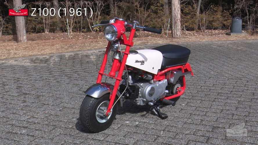 Here's The Honda Monkey Bike That Started It All 60 Years Ago