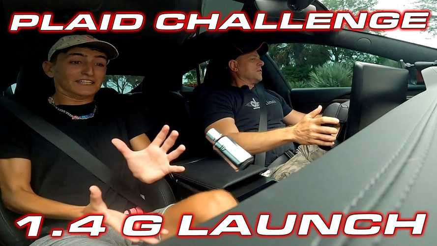 Tesla Model S Plaid launch challenge: Nothing quite like 1.4G