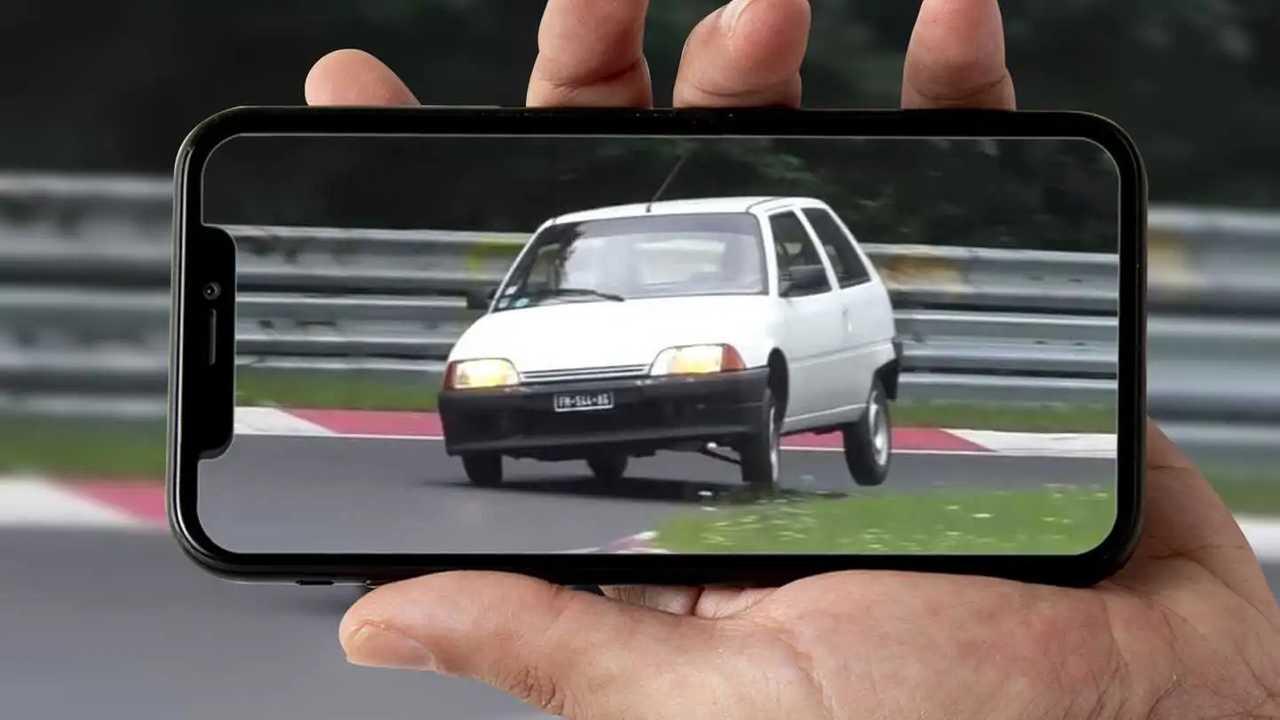 I video delle auto più folli al Nurburgring