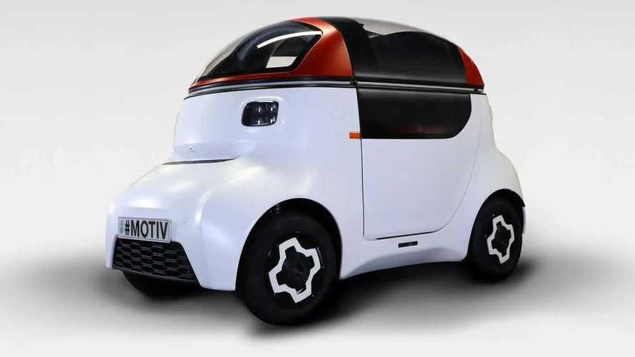 MOTIV Quadricycle - La révolution électrique de Gordon Murray