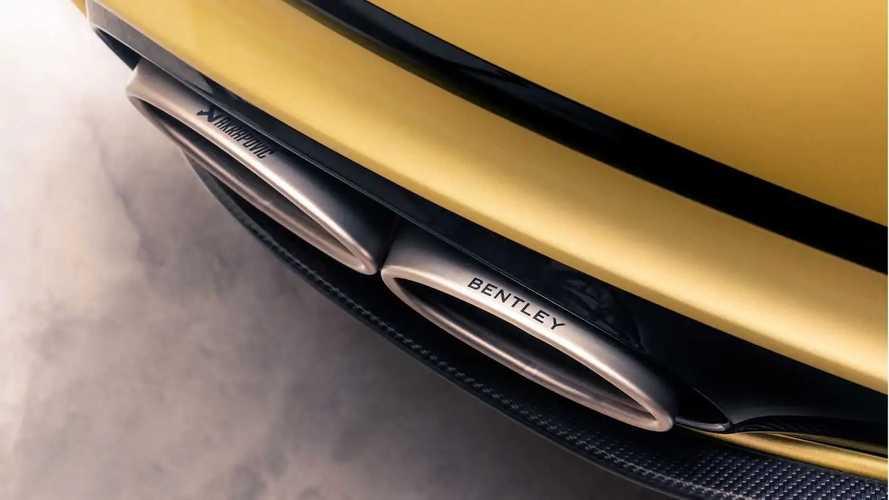 Bentley Continental cambia voce con gli scarichi Akrapovic