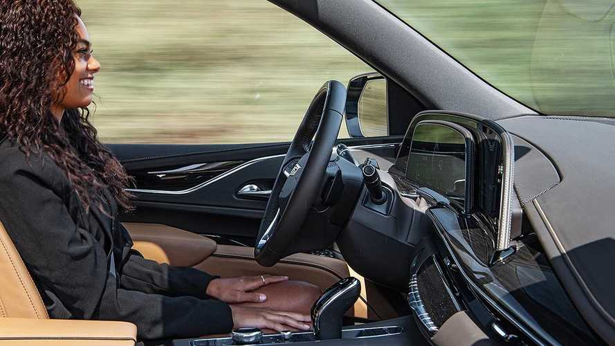 GM lança direção autônoma que promete 'mãos livres' 95% do tempo