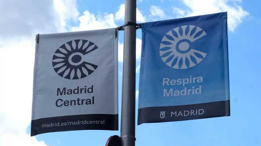 Así es el nuevo Madrid Central: ¿cómo y cuándo entra en vigor?