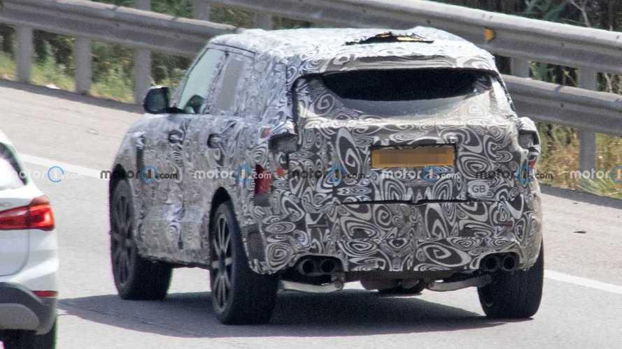 Fotos espía del Range Rover Sport de tercera generación