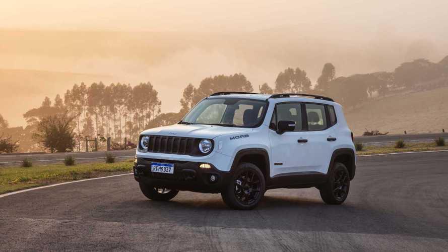Jeep Renegade chega a 350 mil unidades vendidas