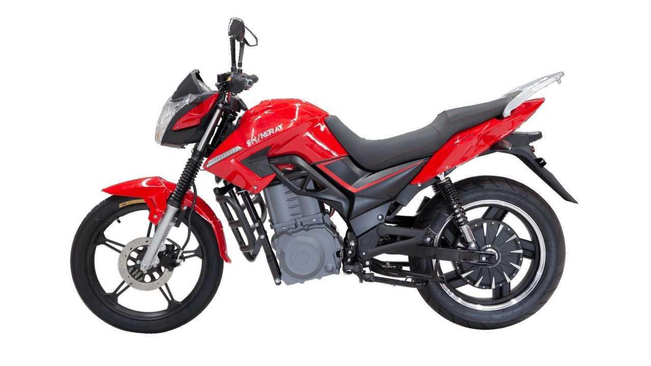 moto eletrica shineray2