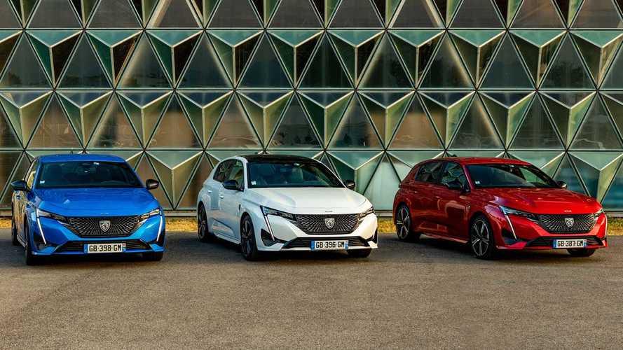Prueba Peugeot 308 y 308 SW 2022