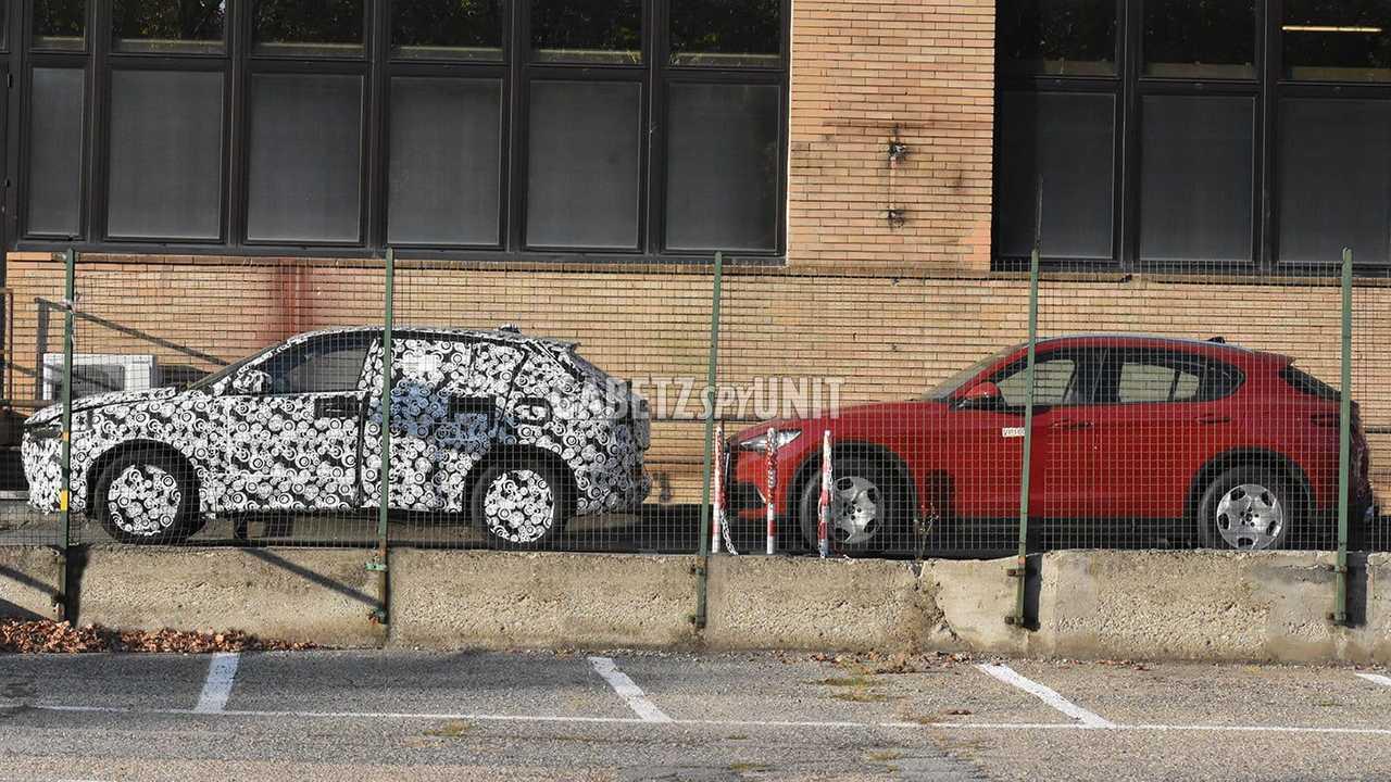 Alfa Romeo Tonale e Stelvio a confronto