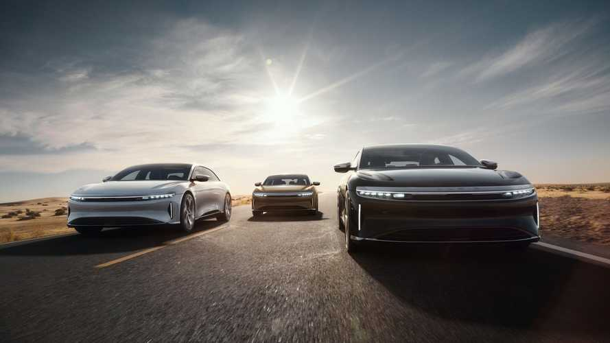 Electric Cars In US Listed From Most To Least Efficient