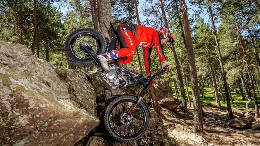 Montesa Updates Trials Range With Mapping And Suspension Tweaks