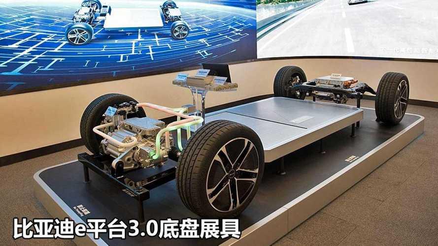 Esta é a plataforma elétrica que promete 1.000 km de autonomia