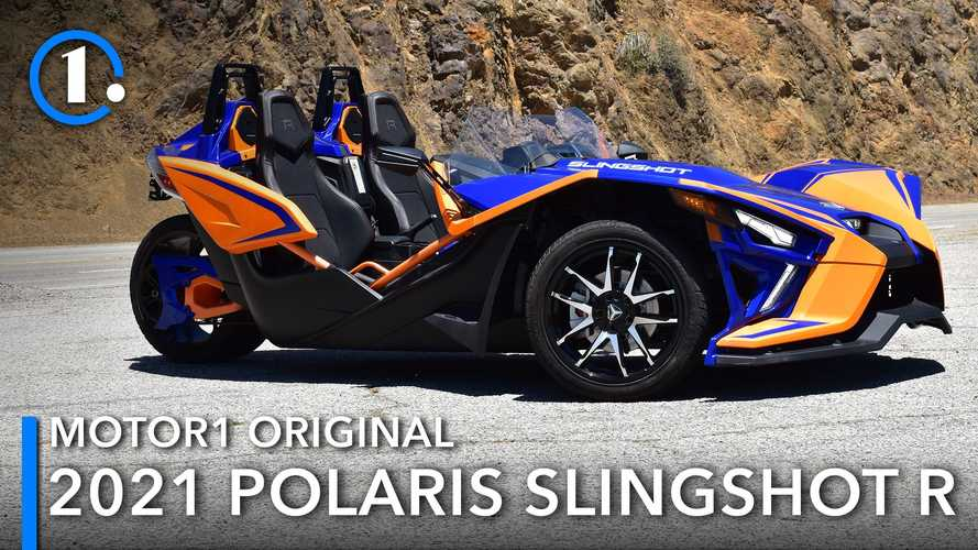 2021 Polaris Slingshot R Review: Compromised Charms