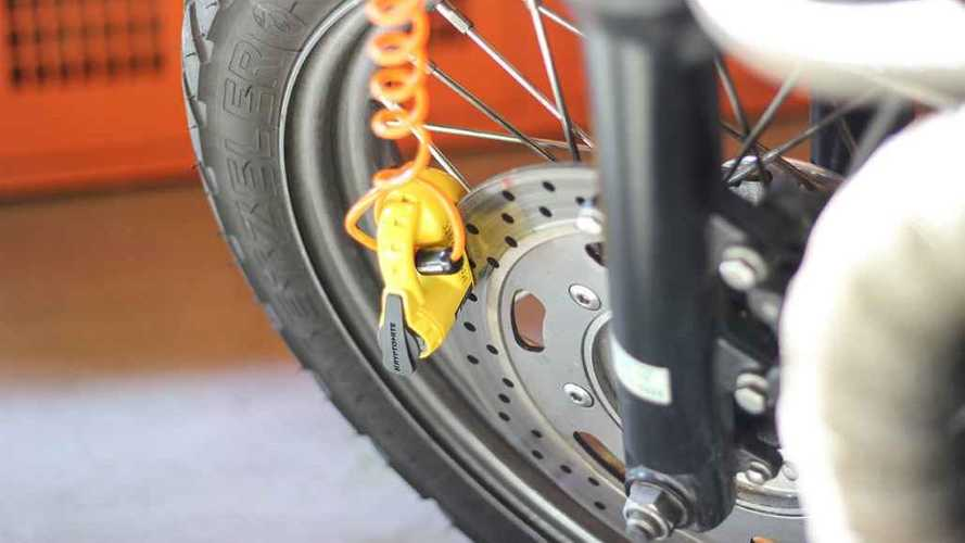 French study finds most common reasons for bike theft in France