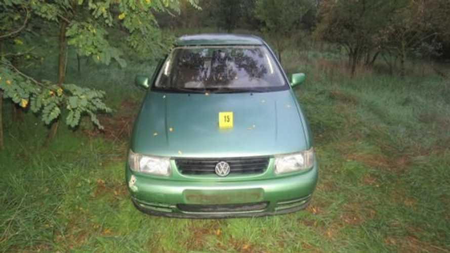 Fergeteges indoklással loptak el egy Volkswagent Dombóváron