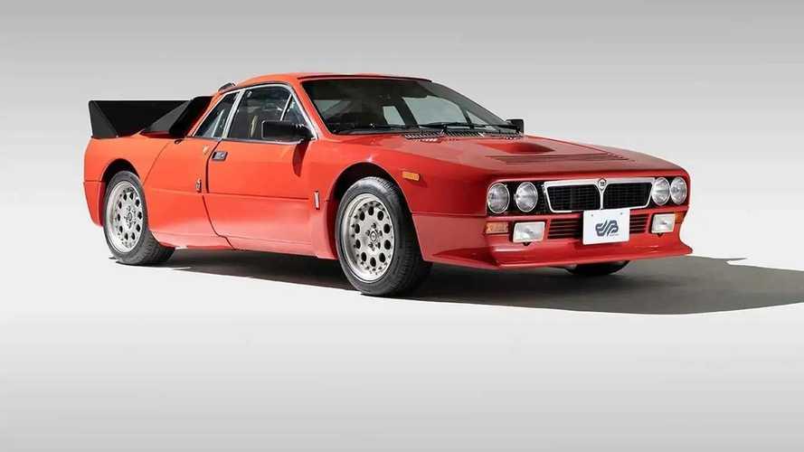 La prima Lancia 037 Rally Stradale è in vendita