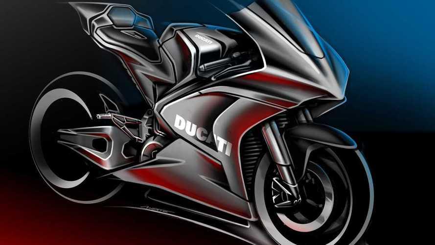 La Ducati elettrica arriva nel 2023 e correrà in MotoE