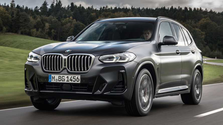 BMW X3 xDrive 3.0d (2021) im Test