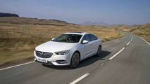 2017 Vauxhall Insignia Grand Sport First Drive