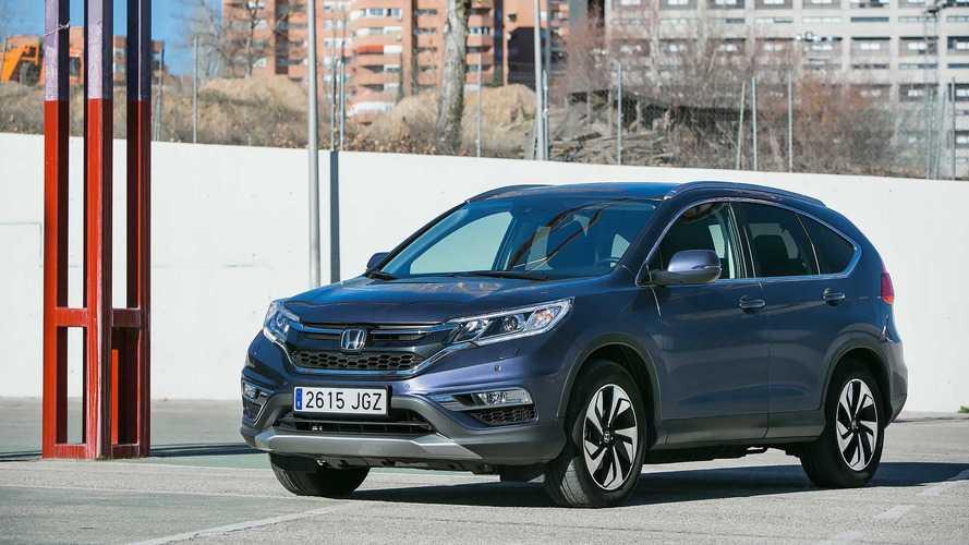 Honda CR-V 2017: un SUV con alma de monovolumen