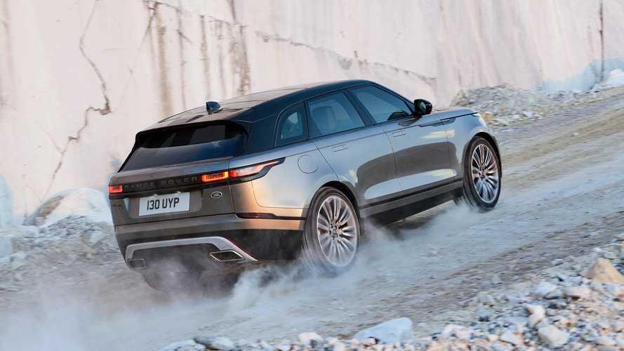 Range Rover Velar 2017: estrena un motor de gasolina con 300 CV