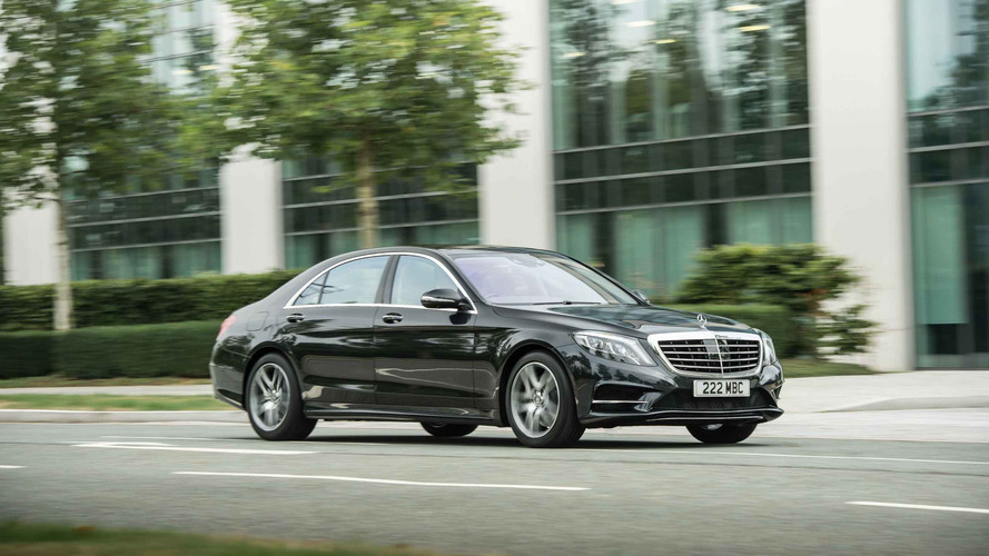 Mercedes is developing an electric S-Class – watch out Tesla