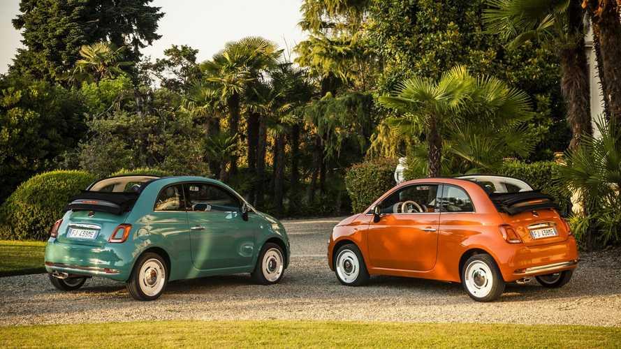 Fiat 500 - Une série spéciale pour fêter un anniversaire